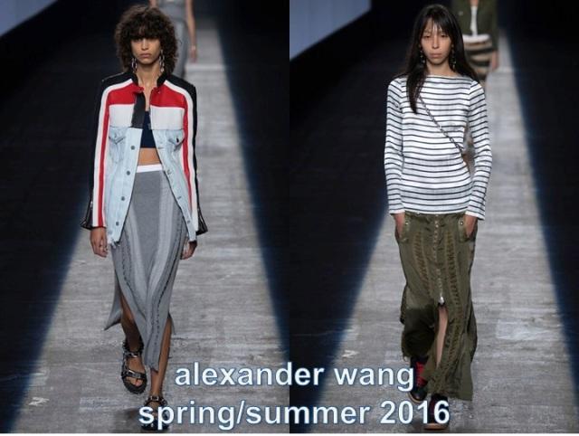 alexander wang s/s2016