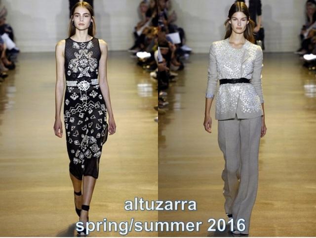 altuzarra s/s2016