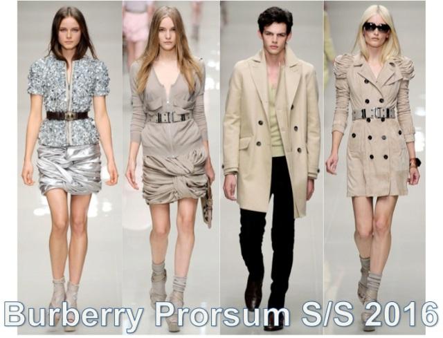 Burberry Prorsum S/S2016