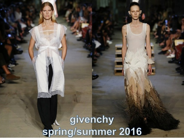 givenchy s/s 2016