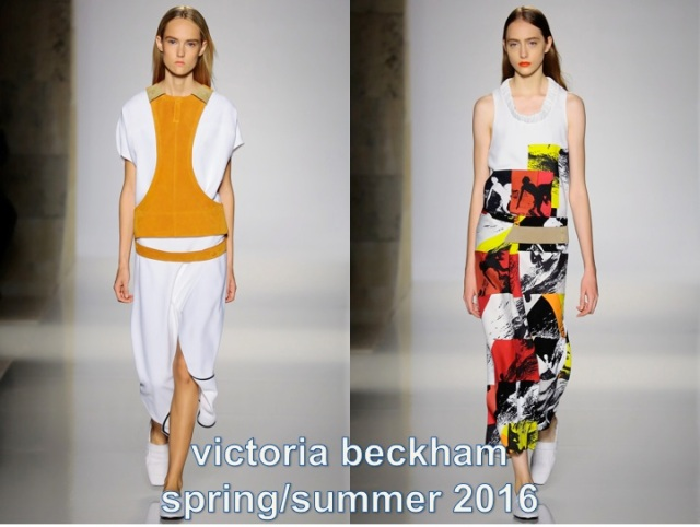 victoria beckham s/s2016