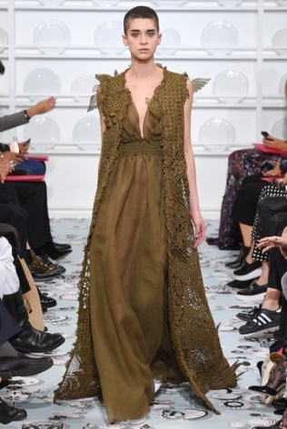 Spring 2016 Schiaparelli Haute Couture Collection